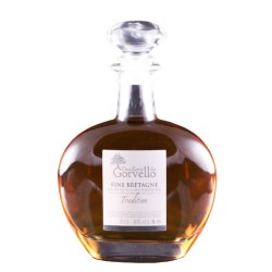 FINE BRETAGNE TRADITION <br> 50 cl 40% Le Gorvello